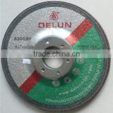 High-performance cutting disc & grinding wheel / for metal & stainless steel / diamond cutting disc