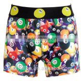 Men's boxer with sublimation print or all over print