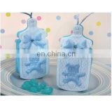 baby shower packaging brand new baby buttle natural feel glass baby bottles