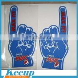 Logo Items Big Promotional EVA Foam Hand Fans