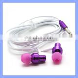 In-Ear Stereo Earphone for iPhone Samsung HTC with Mic