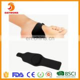 Daywons Plantar Fasciitis Cushion Arch Support with Gel Therapy Heel Pain Foot Sleeve