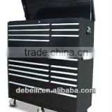 Black color steel tool box for workshop use AX-1064-1
