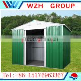 6*8 feet tools shed / metal garden shed