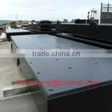 wear resistant black UHMWPE marine fender panel