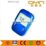 3 IN 1 Blood Testing Equipments Type Blood Glucose Meter with cholesterol