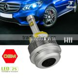 high power waterproof yellow/white light 30w 3600lm h8 led fog light bulb for most of cars