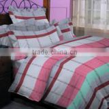 bedsheet print 2016 hot sales printing brushed polyester /bedding set fabric