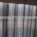 Building material roll galvanized welded wire mesh