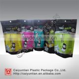 Custom printed stand up foil pet food bag/ plastic pet food bag with ziplock/dog food bag/cat food bag