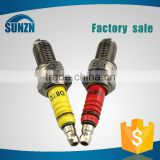 Hot sale competitive price high quality alibaba export oem motorcycle and scooter spark plugs