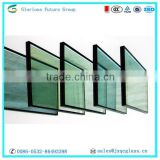 Glorious Future 8mm hollow insulated low-e glass