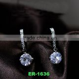 Fine Jewelry CZ Earrings for Girl gift