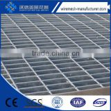 Metal bar grating for uses of swage locked, trench, tree, well and stair treads