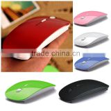 Digital 2.4G Wireless Mice 10M Working Distance,6 Candy Colors Super Slim Gaming mice For Computer PC Laptop Notebook