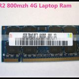 cheap full compatible ram ddr2 4gb laptop price