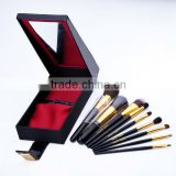 9pcs high quality professional mineral face beauty makeup brush set