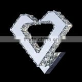 high quality Modern wall lamp ,decorative Crystal wall lights factory direct sell