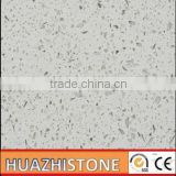 Popular Cream Glass Crystal White Artificial marble