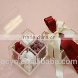 Practical,Customized,skillfu technology,candy storage.manufacture acrylic comestic storage box