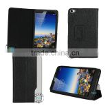 COOL DESIGN FOR HUAWEI MEDIAPAD X1 CASE,HIGH QUALITY BACK STAND PU LEATHER COVER CASE FOR HUAWEI MEDIAPAD X1