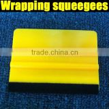 Good quality Vinyl Install Squeegee, Car Vinyl Wrap Tools, Blade Scraper with Soft Felt