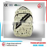 China Wholesale Hot Selling Unisex Promotional Custom Waterproof Printed Kids School Backpack                                                                         Quality Choice