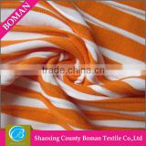 Textile fabric supplier New style Fashion Polyester knitted tc jacquard fabric for cloth