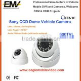 CCD 600TVL Vehicle Security Truck Back Up Camera