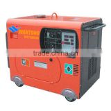 Air-Cooled Diesel Generator Set,soundproof generator set,low noise generator,silent generator,big power home generator