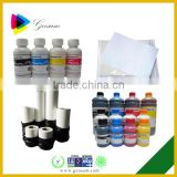 Factory supply sublimation inkjet ink for epson for Cotton Fabric/Mug/Leather/PVC/pottery and porcelain printing