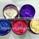 2013 New product Glitter Color Paste,Hair Dye Gel,Semi permanent Hair dye color,Temporary Hair Color Styling Gels