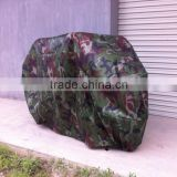 new design camouflage color motorbike cover