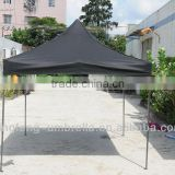 New product pop up black tent,hot sale on alibaba tents 3m by 3m with rooms