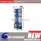 SSC 805LS2 ductless filtering chemical storage cabinet with LCD Screen ,Compartment and Double doors