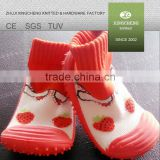 baby shoes XC 701 slip resistant socks anti slip socks knit sock boots