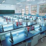 school chemistry and school laboratory bench and stool with CE certified and ISO14001;9001