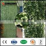 decorative shrub artificial plastic grape leaves for home garden