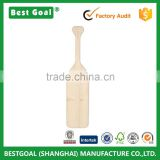 Unfinished Wood Paddle for home decoration                                                                         Quality Choice