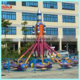 family amusement rides self control aircraft for kids and parents