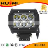 Factory Produce 4 inch 18W C REE LED Work Light Bar 1260LM Flood/Spot Beam 4X4 OFFROAD Lamp mini 18w led spotlight
