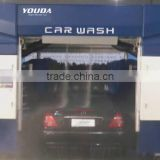 5 Brushes Fully Automatic Rollover Car Washing Machine With spray, foam and wax, dry systems