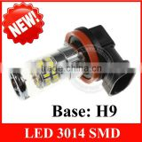48pcs smd LED H7 H9 smd Bulb White Parking Signal Lamps DRL fog Lights headlights on sell!