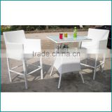 Wholesale bistro bar stool and chair sets JJB-02TC