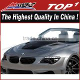 FRP Hood for 2004-2010 BMW 6 Series M6 E63 E64 2DR Convertible AF-2 Hood ( GFK ) for BMW M6 E63
