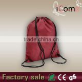 Hot selling wholesale promotional giveaway drawstring bags(ITEM NO:D150241)