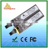 Manufacturer Cheaper SFP Transceiver 20KM fiber transceiver price single mode BIDI 1310nm / 1550nm