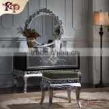 Luxury classic furniture - Rococo Style Cabinet-classic hotel furniture-antique mirror furniture