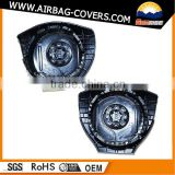 Plastic cover for Passenger airbag cover,Original cover for Driver airbag cover