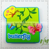 High Quality HSM Soft PVC plastic 3d fridge magnet                                                                         Quality Choice